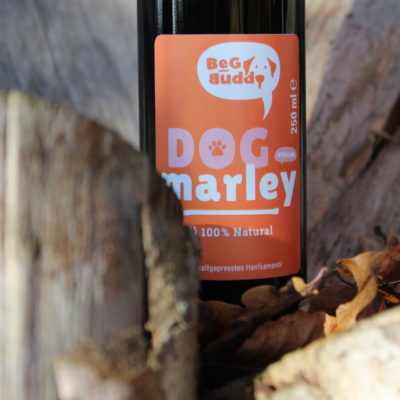 BegBuddy Hanföl für Hunde